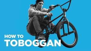 Как сделать тоббоган на BMX