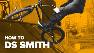 Как сделать даунсайд смит на BMX (How To DS Smith BMX)