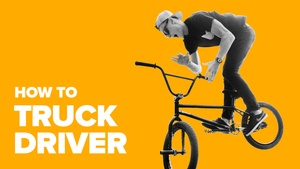 Как сделать тракдрайвер на BMX (How to truck driver BMX)