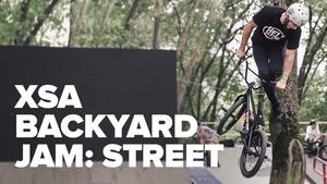 XSA Backyard Jam: STREET